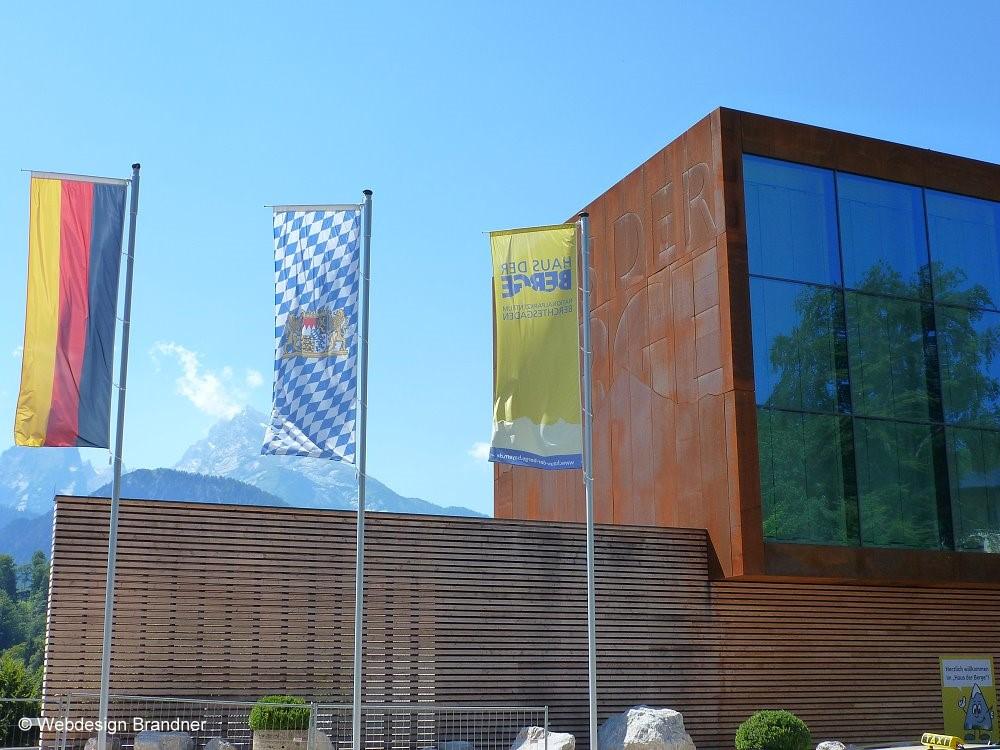 Besucherzentrum Haus der Berge